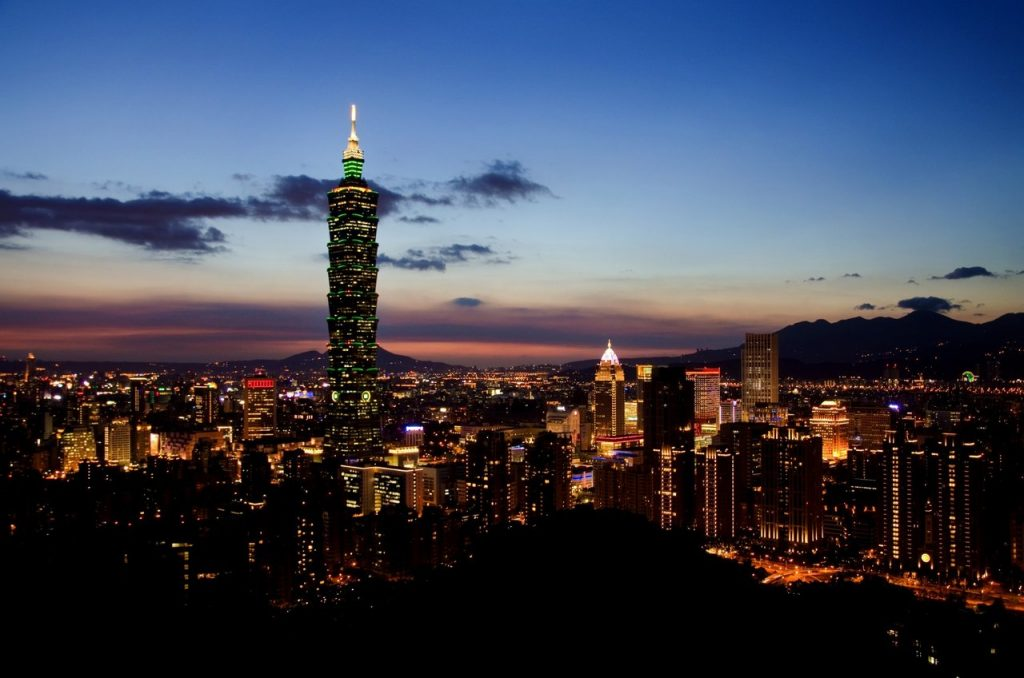 台灣技術移民